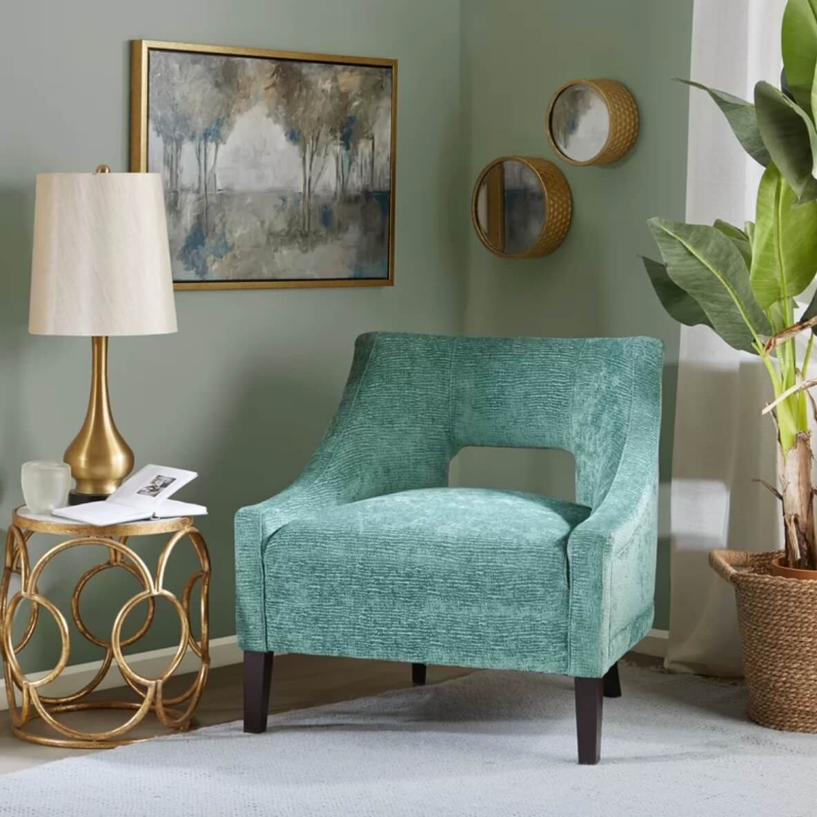 Color Knockout: 12 Accent Chairs That Will Rock Your World
