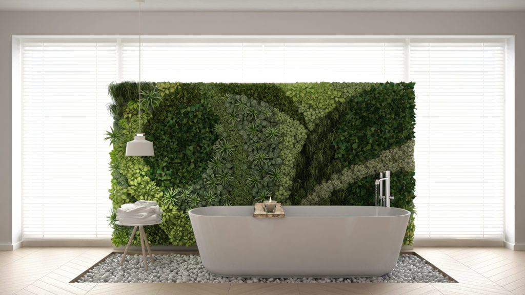 Breathtaking Living Wall Designs For Creating Your Own Vertical Garden