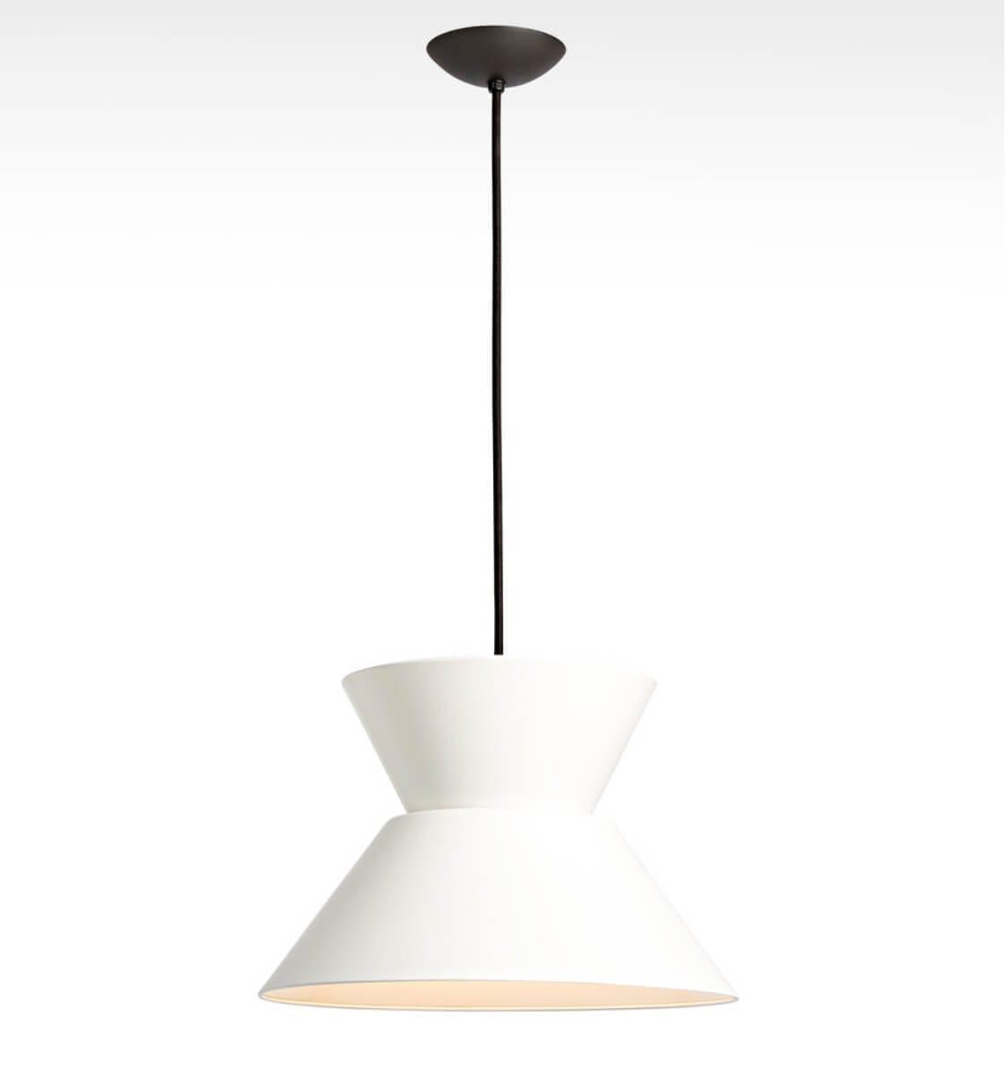 Mid-Century Modern Swag Light