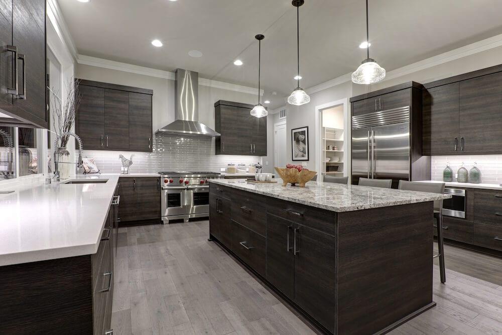 Contemporary Kitchen Flip