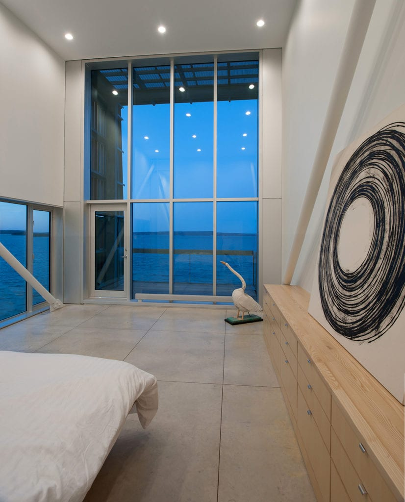 Bedroom with a view Two Hulls