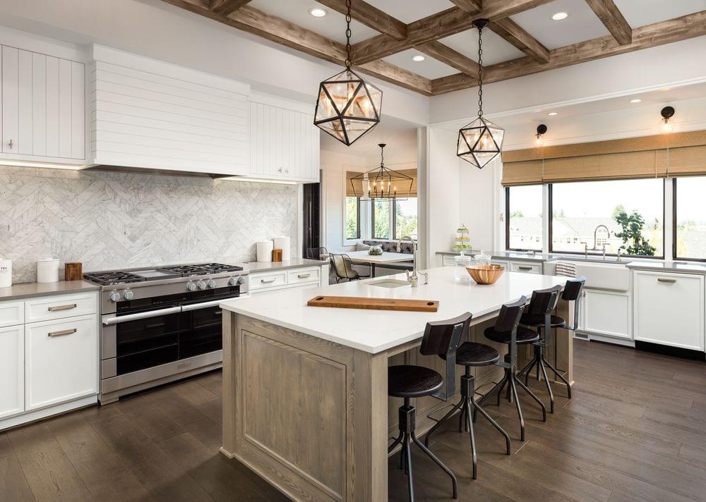 Hardwood floors, refinish