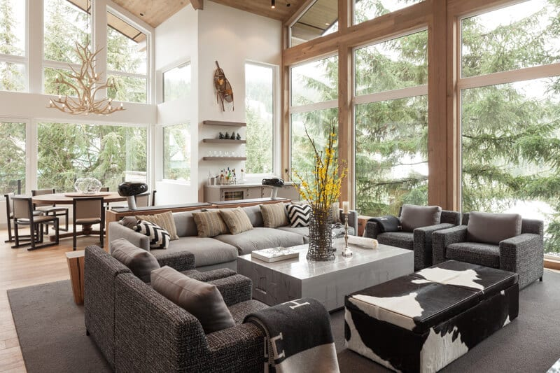 Canadian alpine chalet design by Robert Bailey (2)