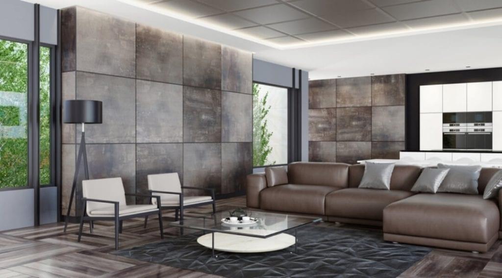 Concrete not gray