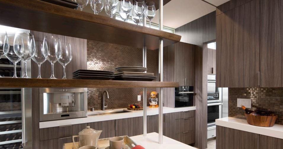 3 most popular kitchen designs