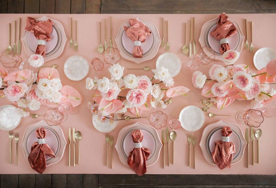 modern wedding decorating ideas
