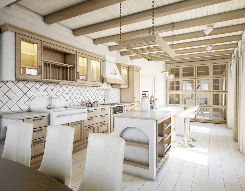 Let These Modern Farmhouse Kitchen Ideas Inspire Your Next Remodel