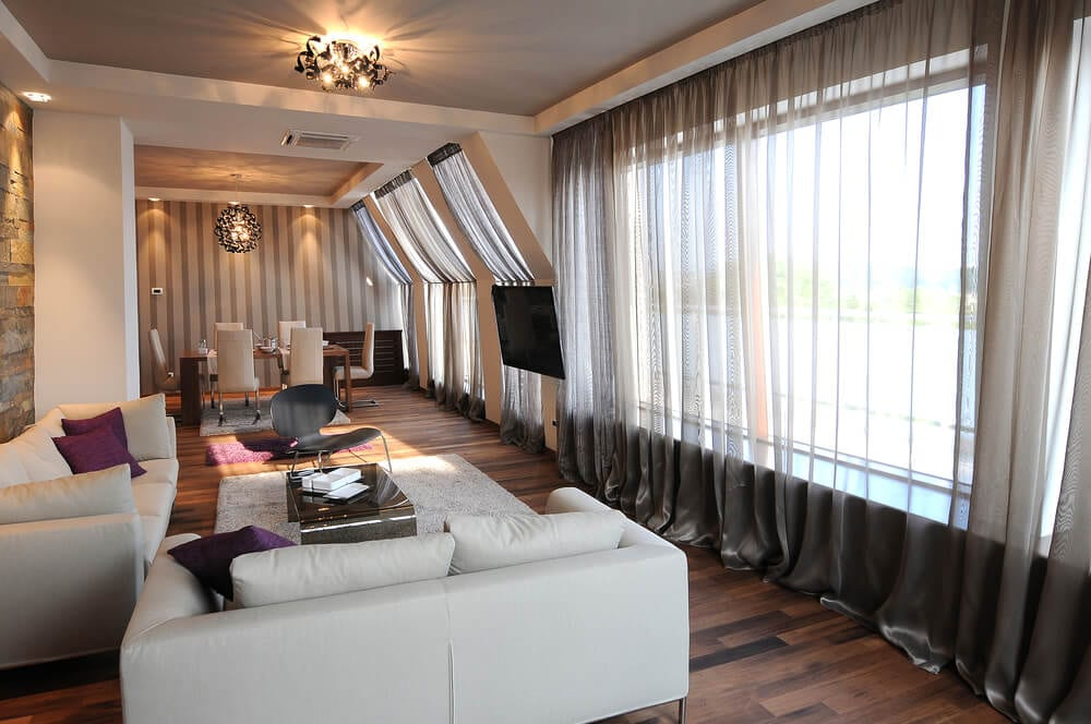 Hang Curtains Angle Style