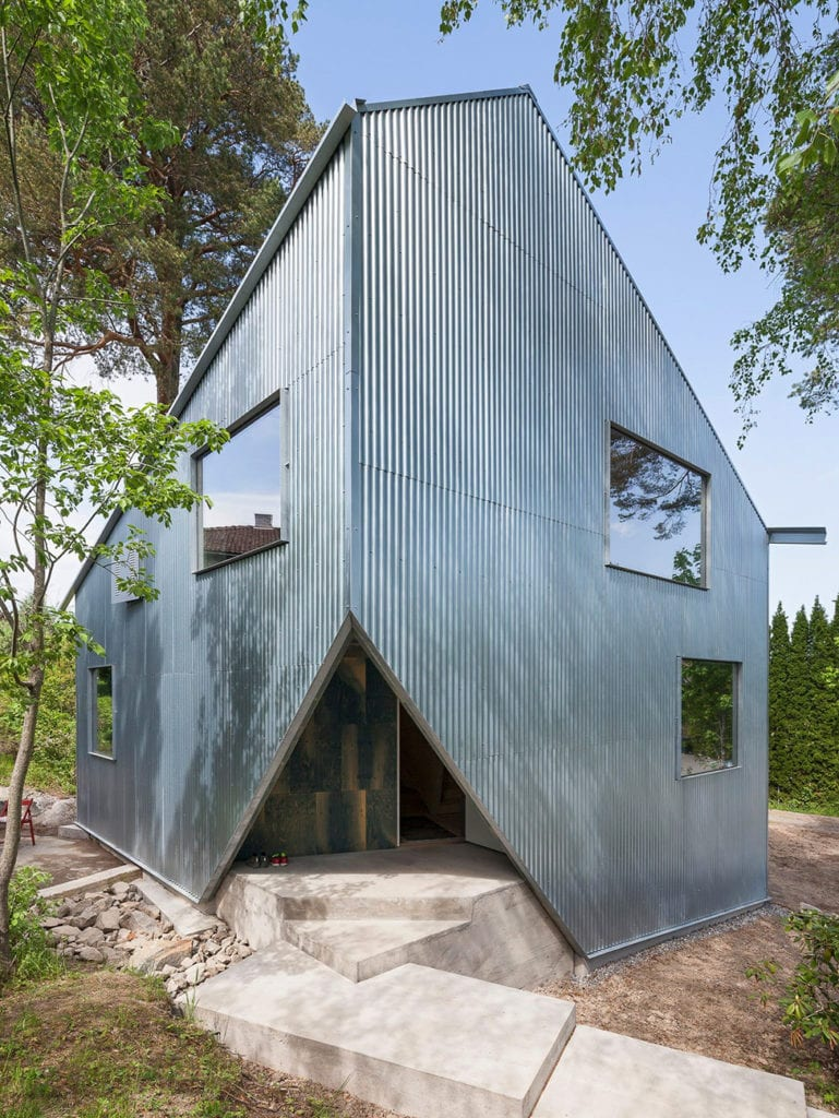 Happy Cheap House by Tommy Carlsson Arkitektur (1)