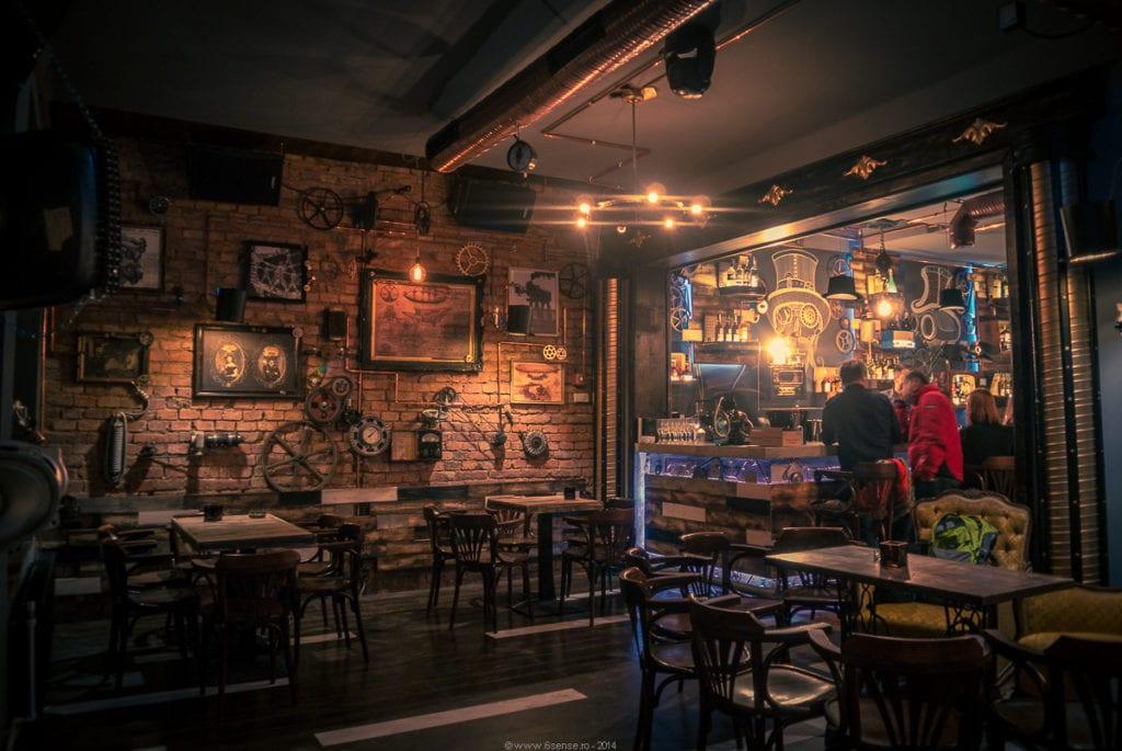 Inspiring design Cluj pub