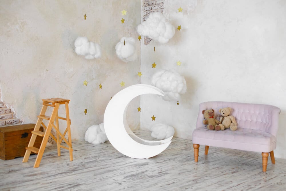 Interior Skyscapes Moon Style