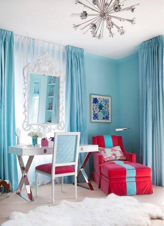kid's bedroom color