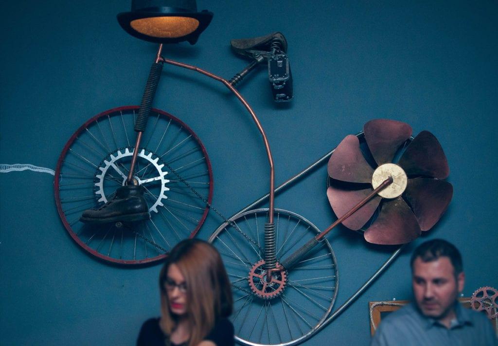 Joben and bike