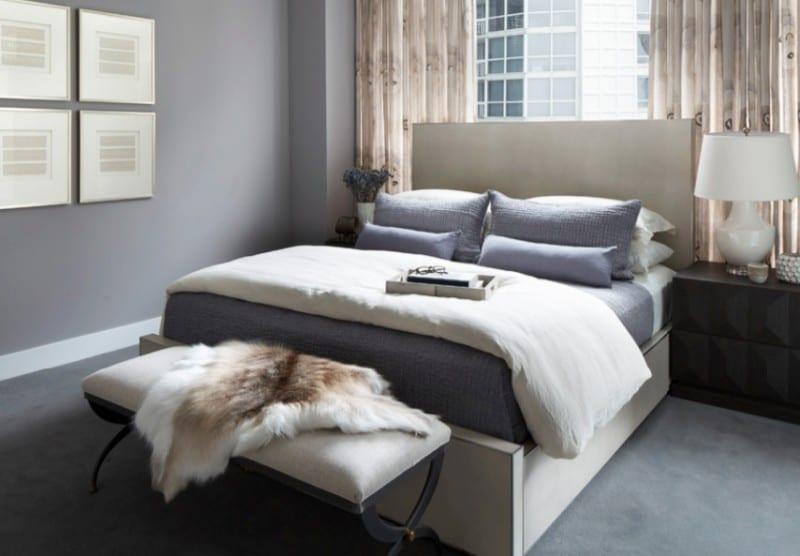 modern bedding ideas for fall - freshome.com