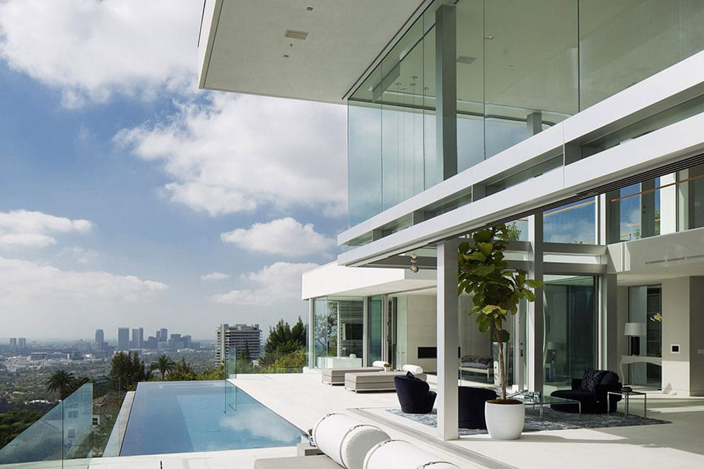 Luxurious Hollywood Mansion - Oriole Way McClean Design (2)