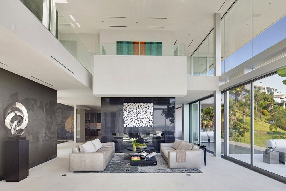 Luxurious Hollywood Mansion - Oriole Way McClean Design (3)