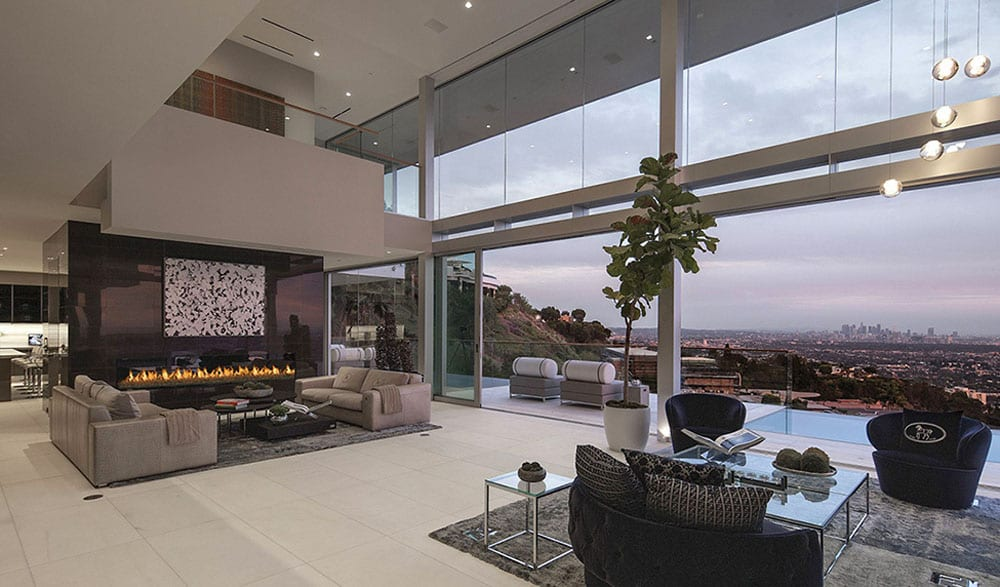 Luxurious Hollywood Mansion - Oriole Way McClean Design (4)