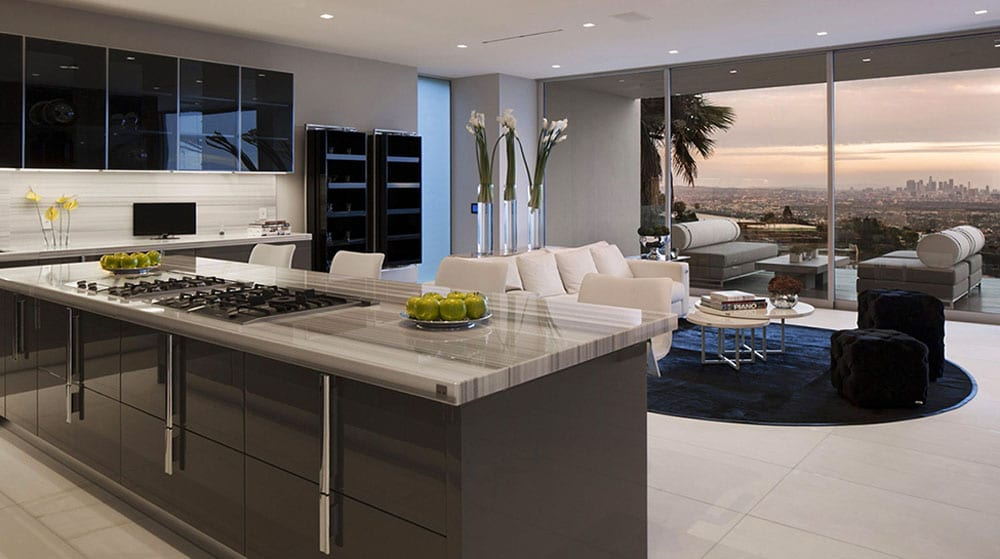 Luxurious Hollywood Mansion - Oriole Way McClean Design (5)