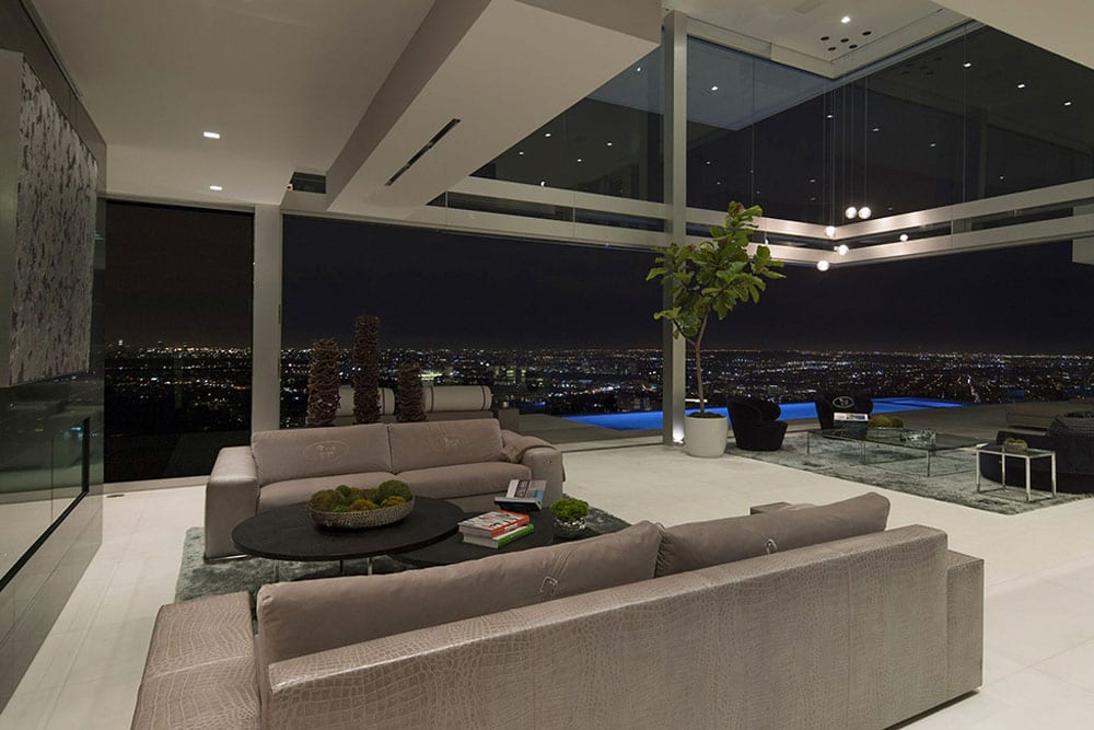 Luxurious Hollywood Mansion - Oriole Way McClean Design (6)