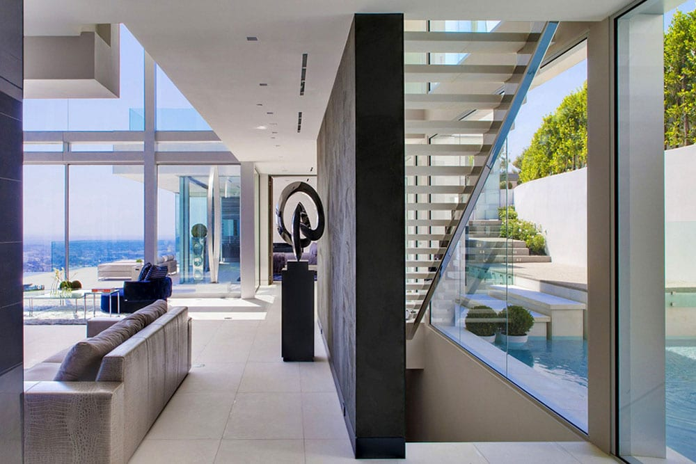 Luxurious Hollywood Mansion - Oriole Way McClean Design (9)