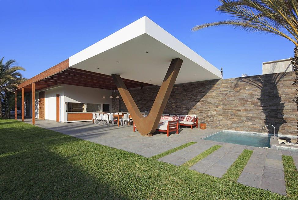 Mar de Luz Mansion by Oscar Gonzalez Moix (13)
