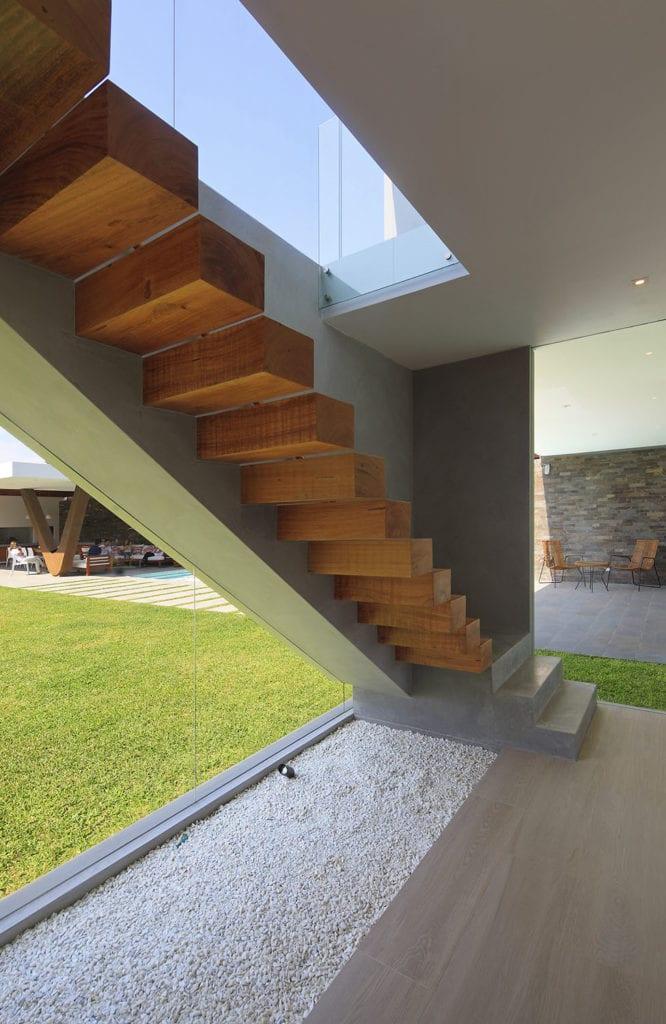 Mar de Luz Mansion by Oscar Gonzalez Moix (16)