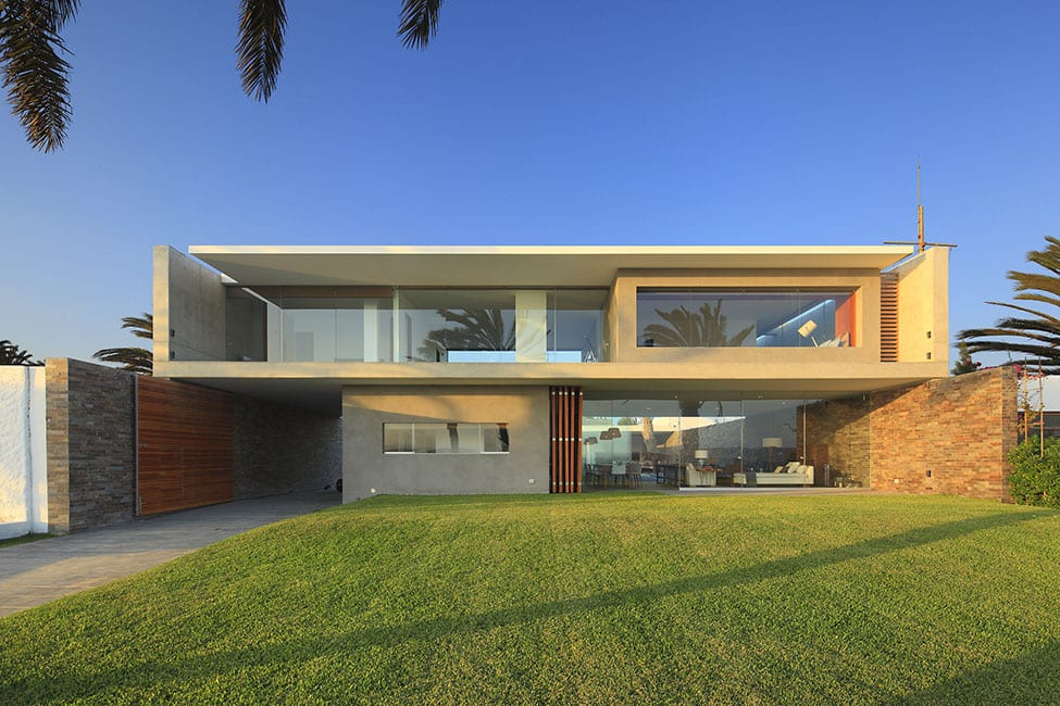 Mar de Luz Mansion by Oscar Gonzalez Moix (4)