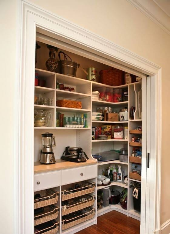 Kitchen Pantries For Every Lifestyle