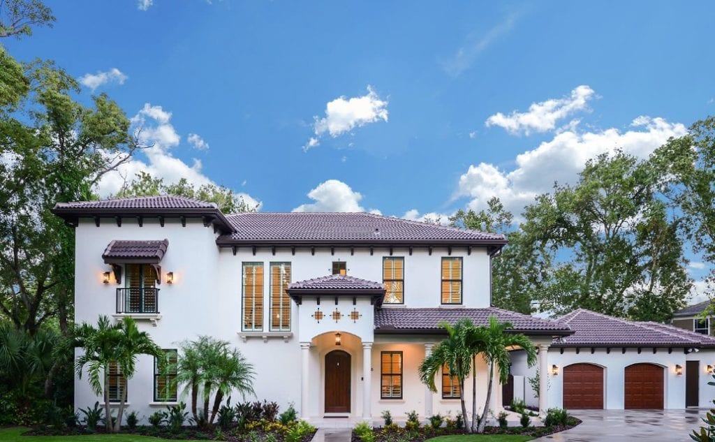 Defining A House Style What Is A Mediterranean Home