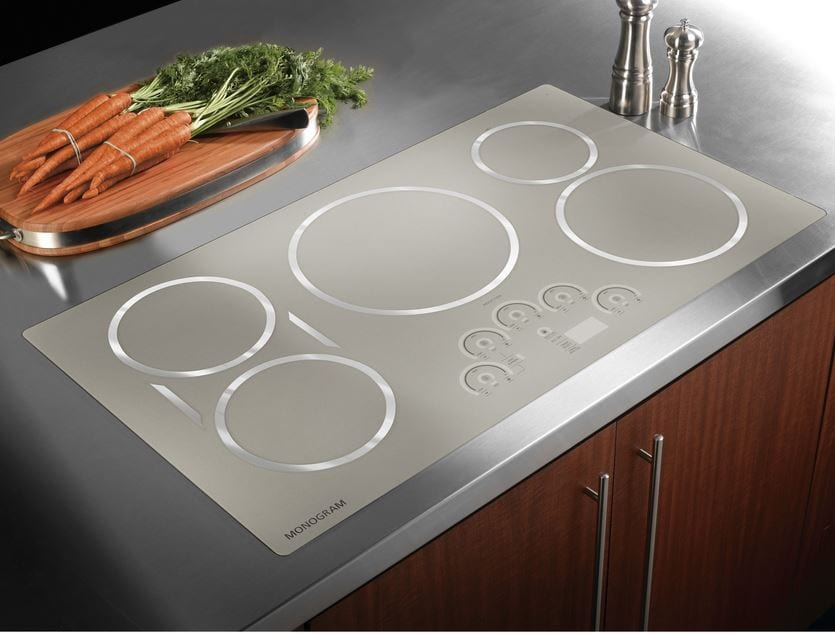 Monogram Induction Cooktop. Image courtesy of GE Cafe