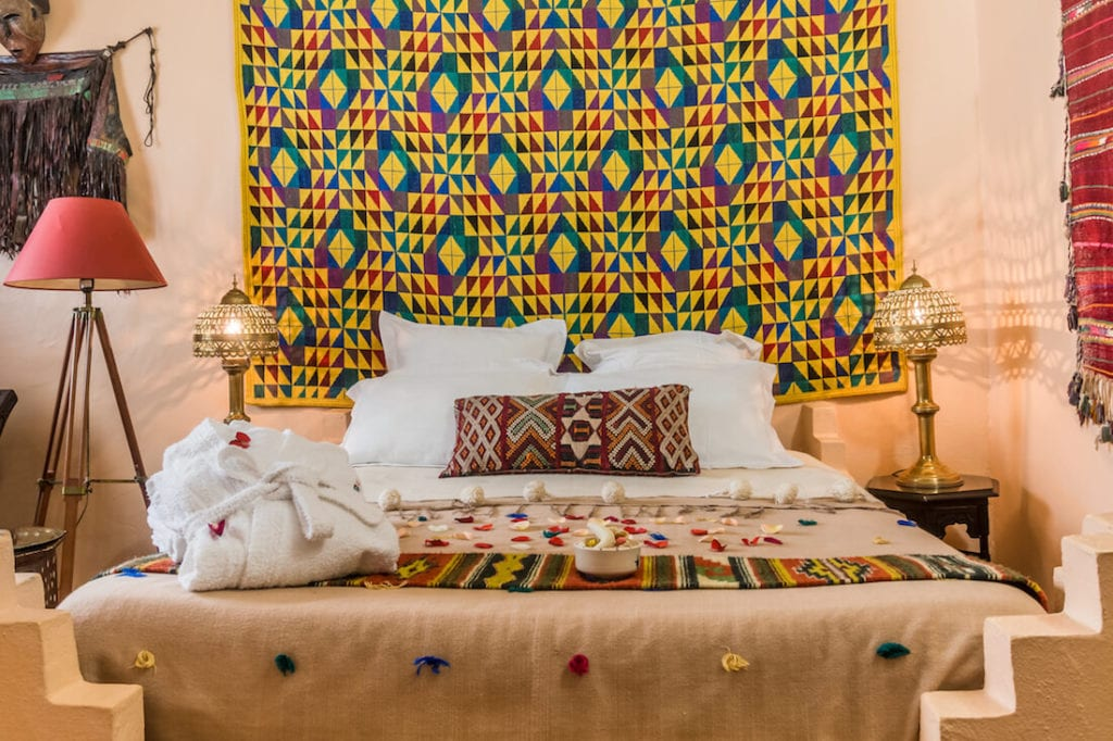 Moroccan Chic Bedroom Style