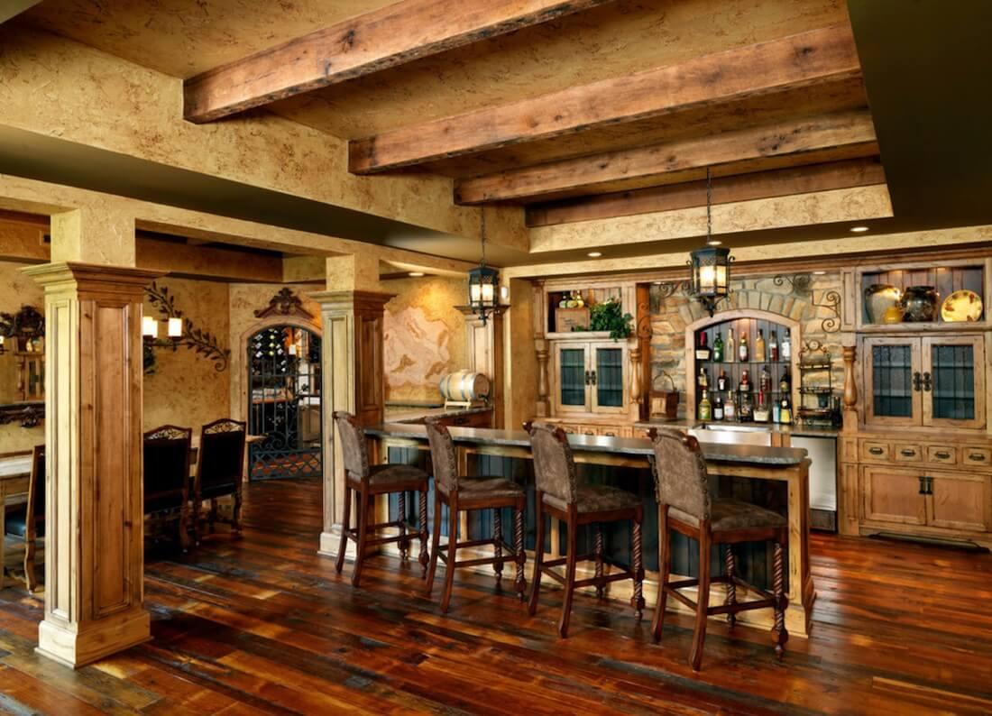 Natural Textures Wood Floor