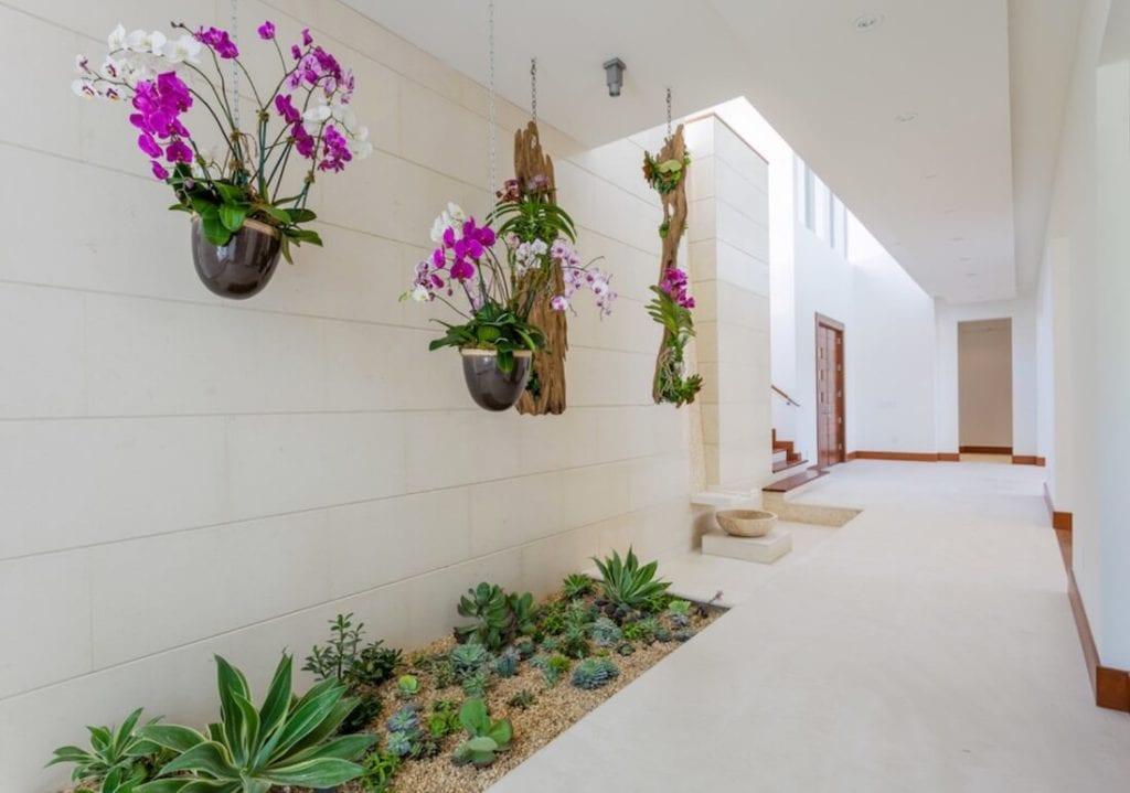 Natural Textures Floor Garden