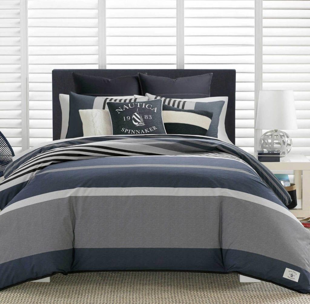 Nautica dorm room bedding