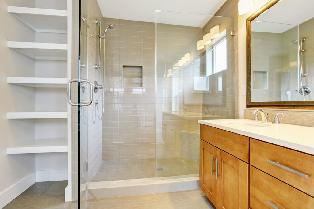Open Design Showers Small Style