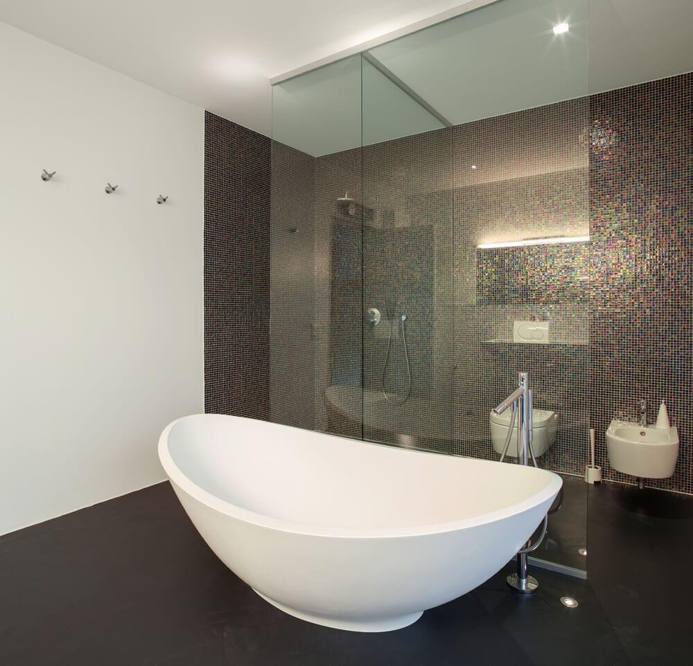 Open Design Showers Soaker Style