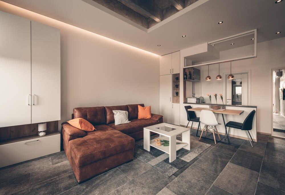 Partially Open Floor Plan Design Styles