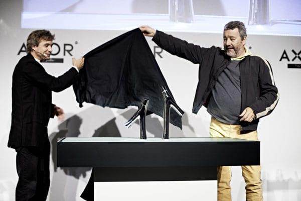 Philippe Starck Unveils Axor Starck Organic