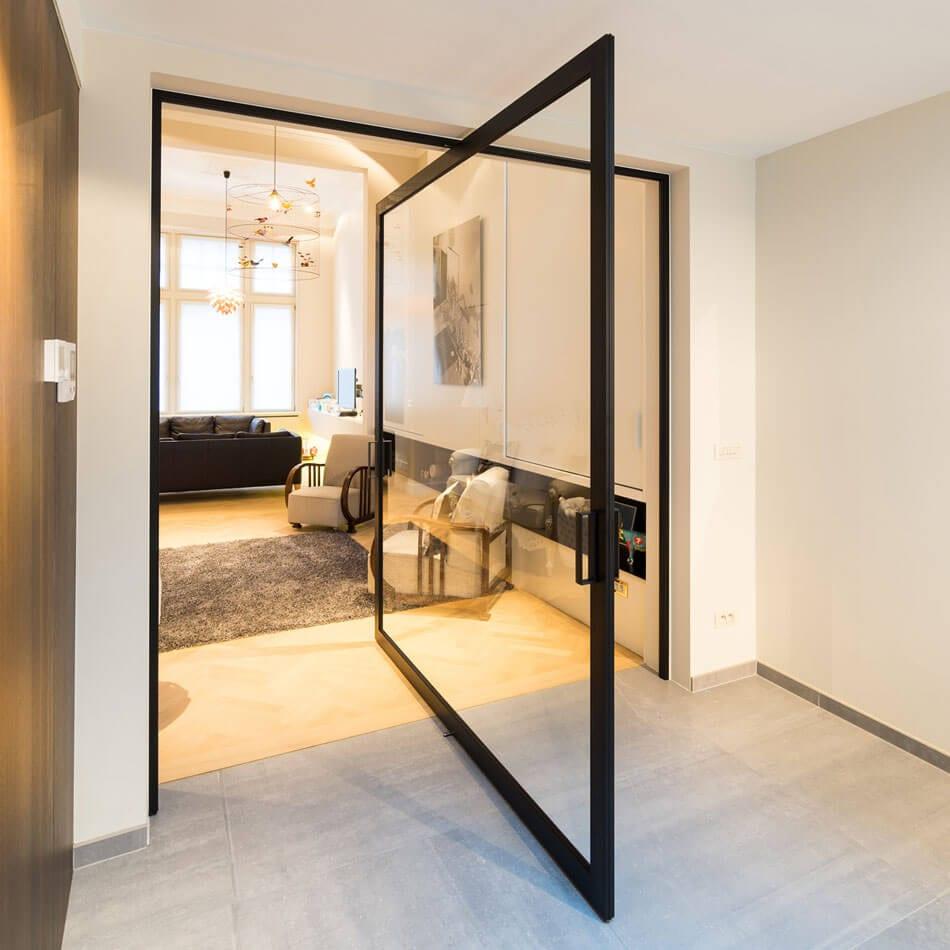 Room Dividers pivoting doors by Anyway Doors (2)