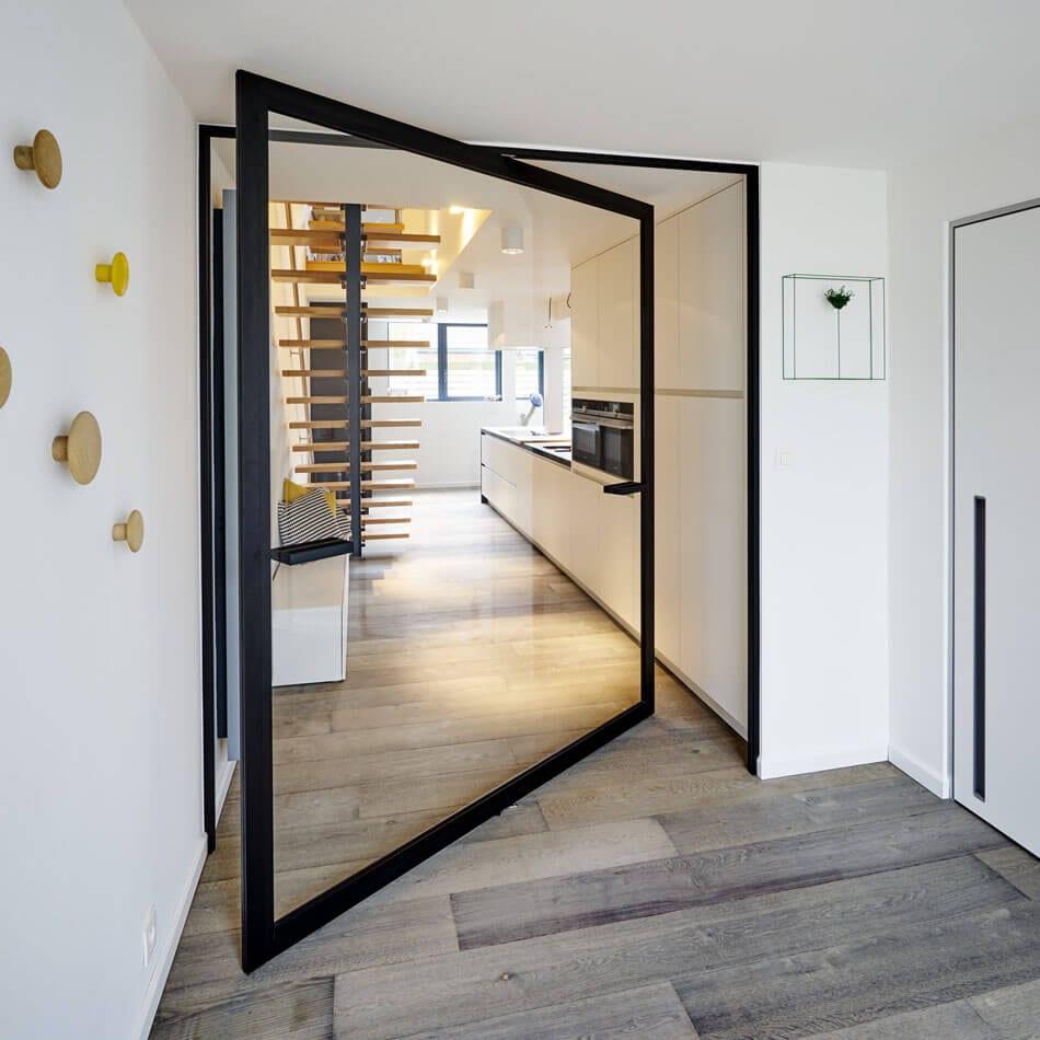 Room Dividers pivoting doors by Anyway Doors (7)