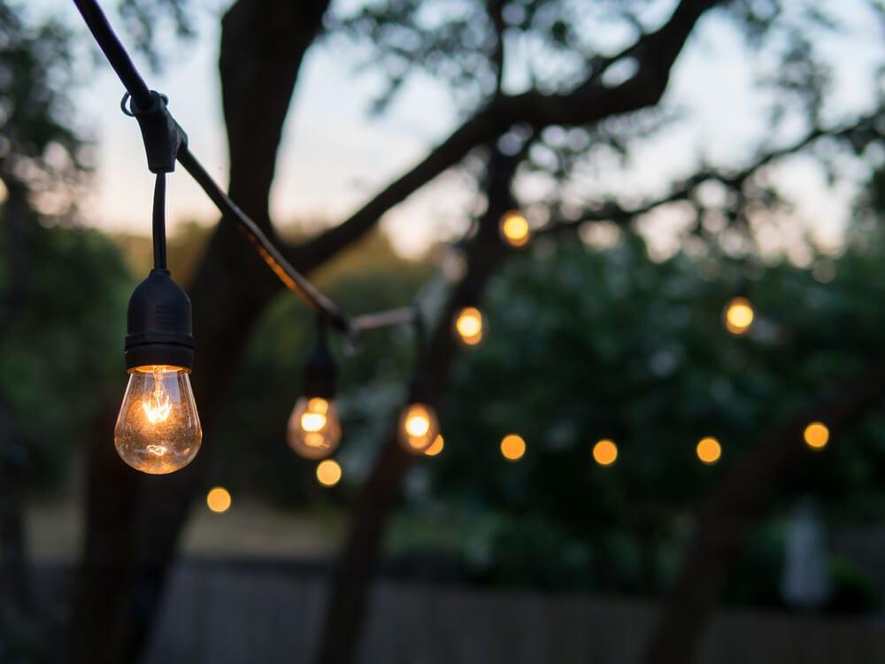 Rustic Lighting Bulb Style