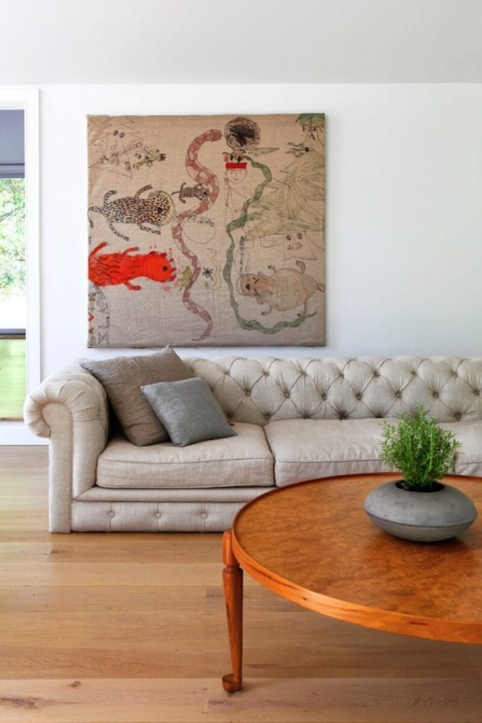 Sectional Sofa Designs Deep Tufting White