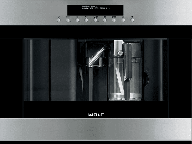 Subzero wolf new generation_Wolf coffee maker