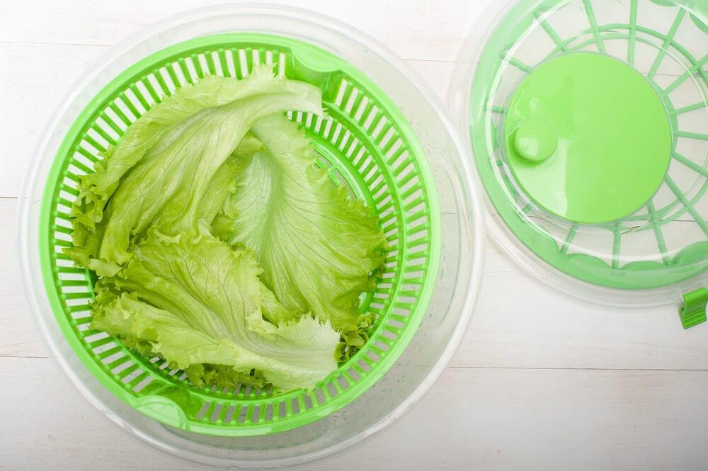 Sustainable Kitchen Salad Spinner