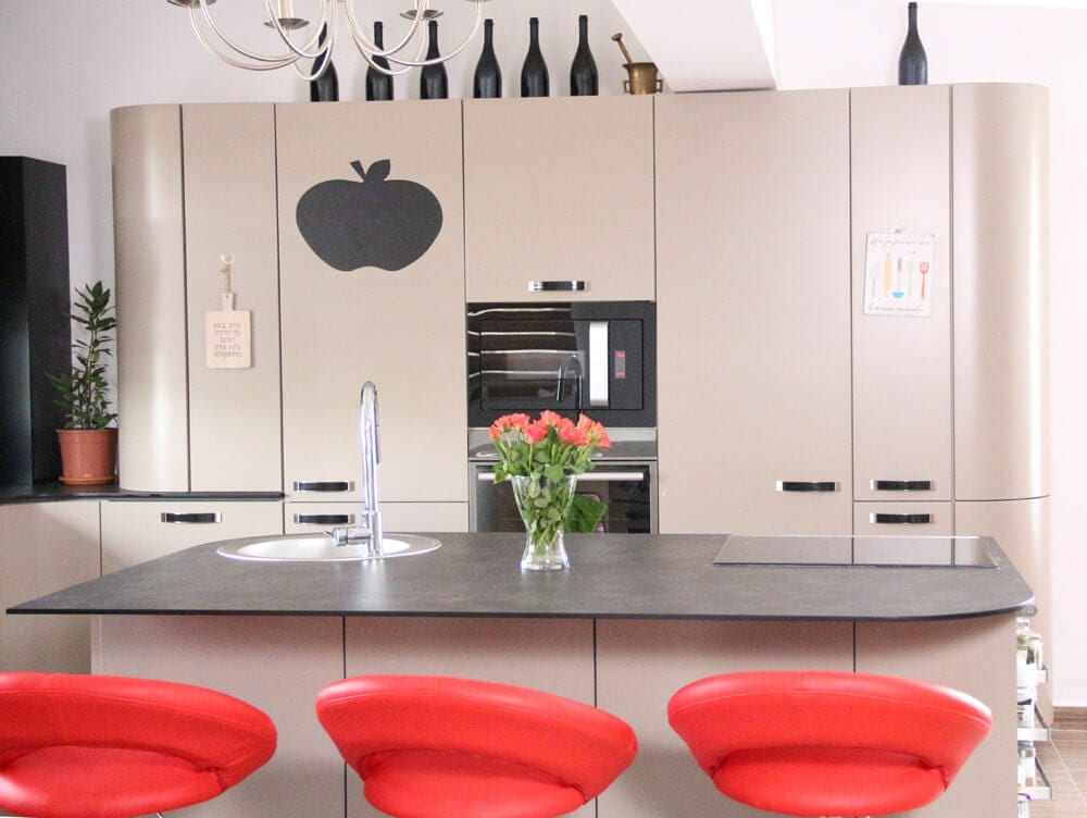 TV studio kitchen for Oana Grecea by Euphoria Kitchens Hall (10)