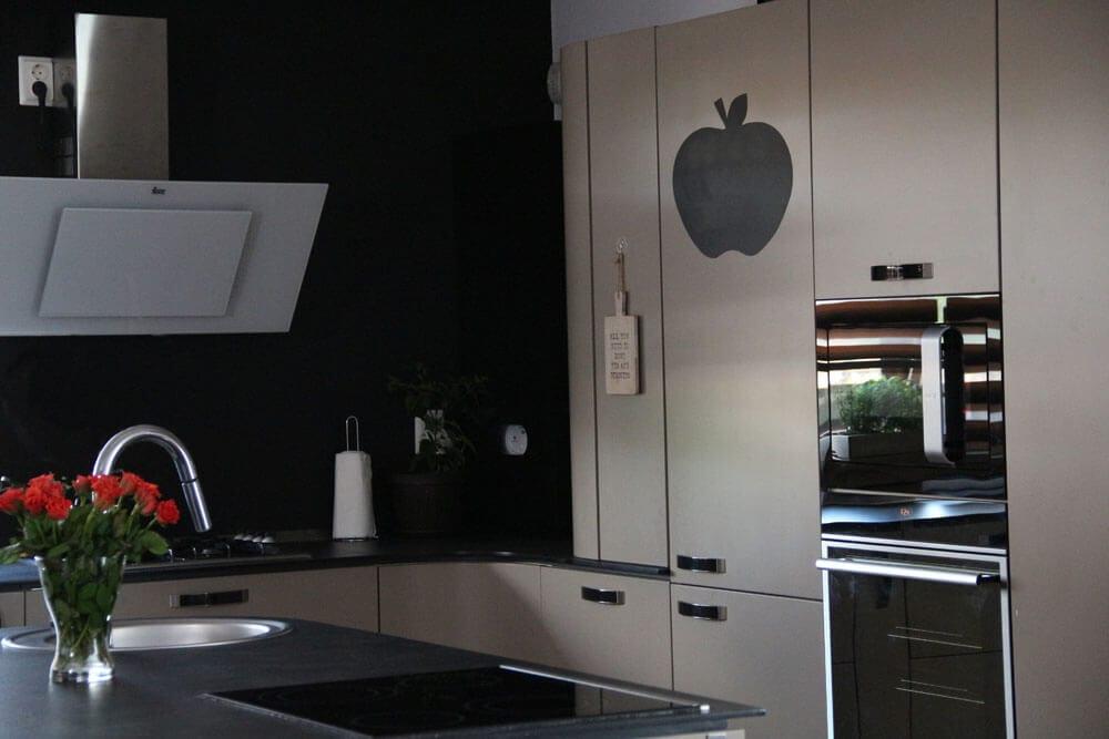 TV studio kitchen for Oana Grecea by Euphoria Kitchens Hall (14)