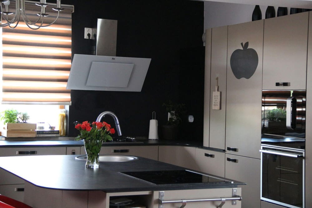 TV studio kitchen for Oana Grecea by Euphoria Kitchens Hall (15)