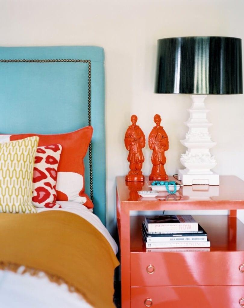 Updated Color Scheme Furniture Paint Job
