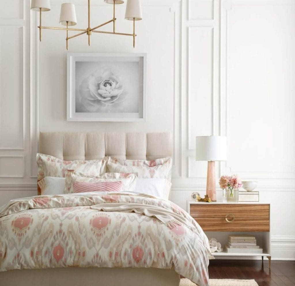 Style your nightstand tips