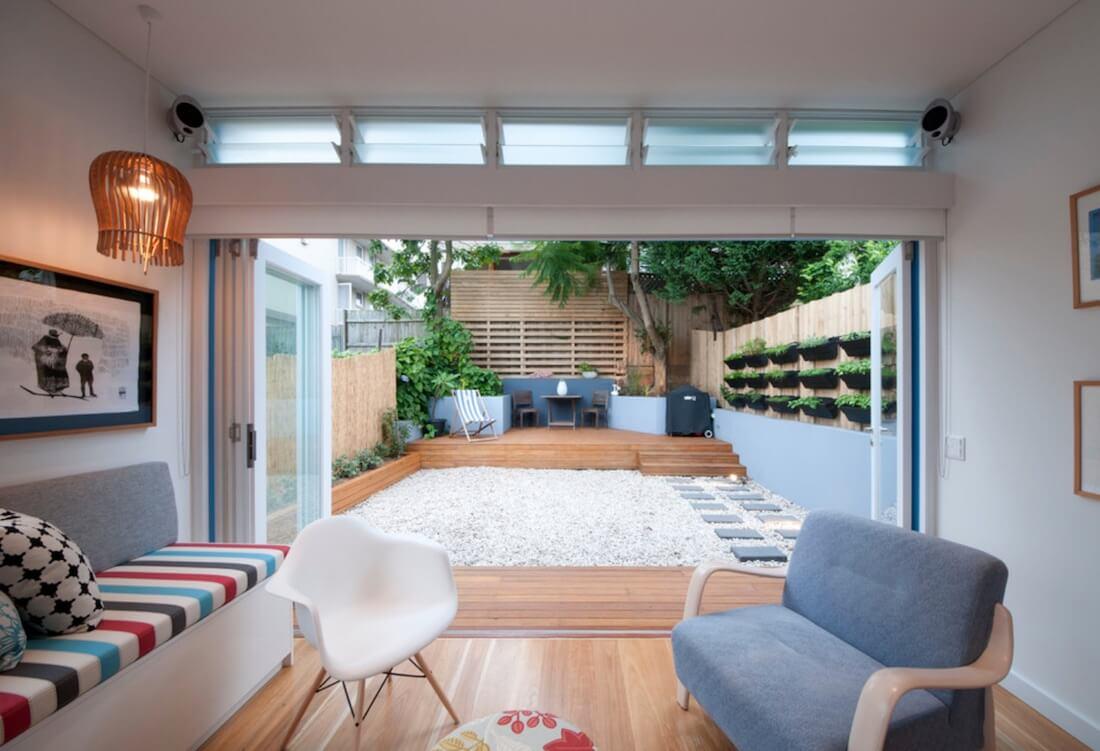 5 Ways To Get A Zen Living Room,Low Maintenance Garden Design For Small Gardens